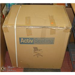 NEW IN THE BOX HYDRAULIC OFFICE CHAIR