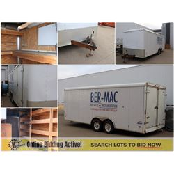 FEATURED 20FT CARGO TRAILER