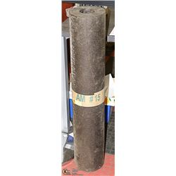 ROLL OF TAR PAPER - AS IS SOME DAMAGE TO EDGE