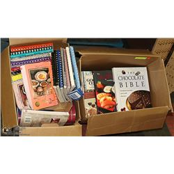 3 BOXES OF COOKBOOKS INC  14 COMPANIES COMING