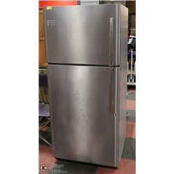 STAINLESS STEEL FRIDGEDAIRE, TESTED AND WORKING
