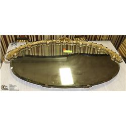 DECORATIVE MIRROR 33 X 22