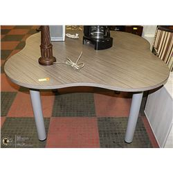 NEW CLOVER SHAPED TABLE 59 INCH ACROSS