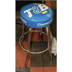 THOMAS AND BETTS SWIVEL SHOP STOOL