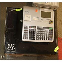 CASIO PCR-T2400 ELECTRONIC CASH REGISTER