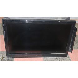 """PHILLIPS 42"""" LCD TELEVISION, NO BASE, NO CORD, NO"""