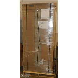 PALLET OF 2 NEW 6-1/2FT 6 DRAWER FILING CABINETS