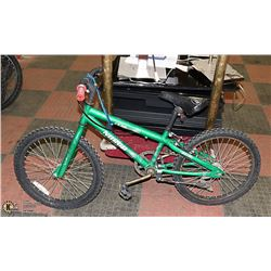 GREEN / BLACK NORCO - X80 - SERIAL #EF09B03334