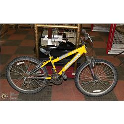 YELLOW NORCO INJECTOR - SERIAL #5S502072