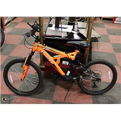 ORANGE HUFFY ROCK CREEK - SERIAL #AH16M031733