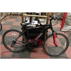 BLACK / RED SCWINN SUSPEND - SERIAL #SNMNG14L04709