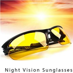PAIR OF NEW NIGHT DRIVING GLASSES