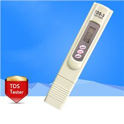 NEW TDS WATER QUALITY TEST METER