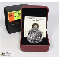 ARCTIC EXPEDITION SILVER DOLLAR