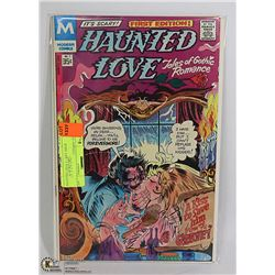 HAUNTED LOVE # 1 KEY ISSUE