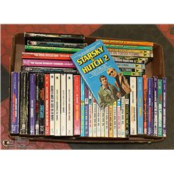 BOX OF 50'S TO 70'S SCI-FI POCKETBOOKS