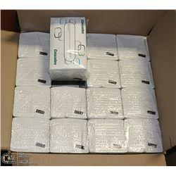 CASE OF CASCADE PAPER TOWELS