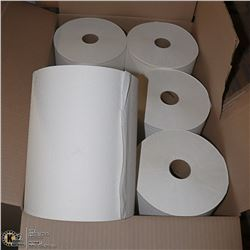 CASE OF ENMOTION TOUCHLESS ROLL TOWELS