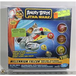 ANGRY BIRDS MILLENNIUM FALCON BOUNCE GAME