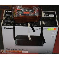 CANNON PIXMA MG3520 PRINTER