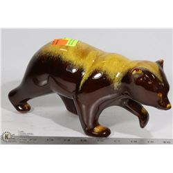 BLUE MOUNTAIN POTTERY - YELLOW BEAR