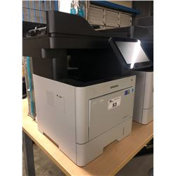 SAMSUNG PROXPRESS M4580FX DIGITAL MULTIFUNCTION COPIER WITH 1 PAPER TRAY