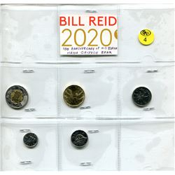 BILL REID 2020 - 100TH ANNIVERSARY OF HIS BIRTH