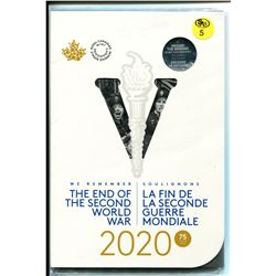 2020 2ND WORLD WAR COIN SET