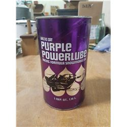 Full Arctic Cat Purple Power Qt.  (Fibre)