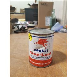 Mobile Oil Full Stop Leak Tin 8 Oz.