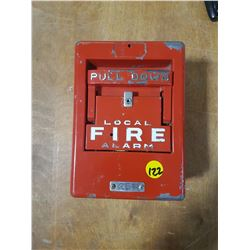 Steel / Cast Iron Fire Alarm Box