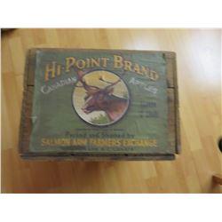 Hi point brand Elk fruit box