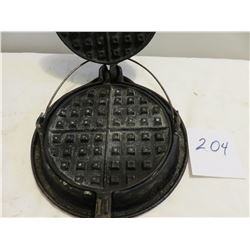 Taylor Forkes waffle iron
