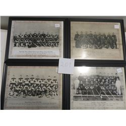 1933 NHL teams, Montreal, Boston, Detroit, New York