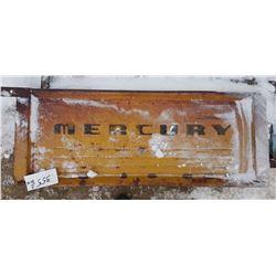 1959 Mercury Tailgate