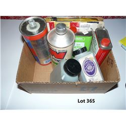 Vintage Empty Gun Powder Cans & Shell Boxes
