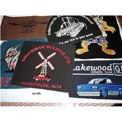 Jacket Sew On Patches