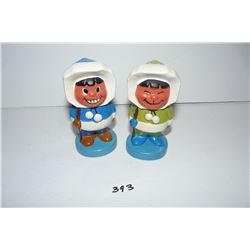 Inuit Salt & Pepper Shakers