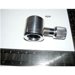 Precision Machined Nut Cracker
