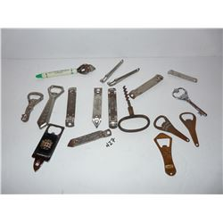Can/Bottle Openers