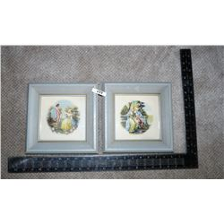 Donald Art Company USA Framed Prints