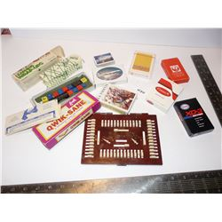 Variety of Cards and Games (Learning Tools)