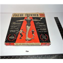 Vintage Wieder Exercise Figure Trimmer With Box