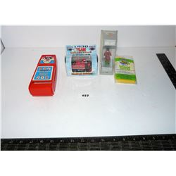 Vintage Toys; Electronic Musical Phone (Works), '98 Hurricanes Zamboni, Beefeater, McDonald's Toy NI