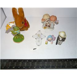 Vintage Figurines;Special Thoughts For Special People, Russ, Precious Moments