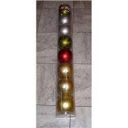 Giant Christmas Balls #1