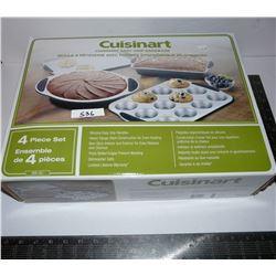 NIB Cuisinart Easy Grip Bakeware
