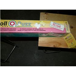 Roll O Puzzle Deluxe With Box and Tube