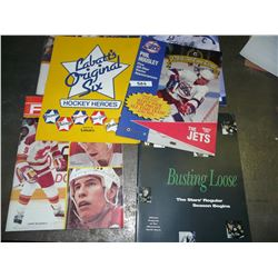 Hockey Magazines