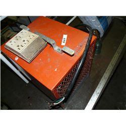 Shoe Rack, 220 V Heater, Insulators